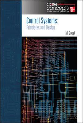 Control Systems Principles And Design By Dr M Gopal Alibris