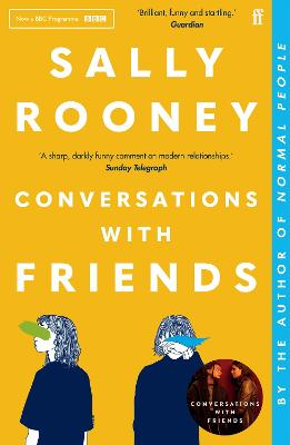Conversations with Friends: from the internationally bestselling author of Normal People - Rooney, Sally