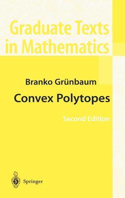 Convex Polytopes - Grunbaum, Branko