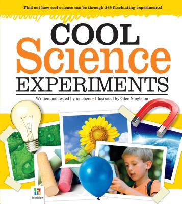 Cool Science Experiments - Hinkler Books (Creator)