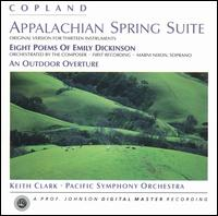 Copland: Appalachian Spring Suite - Alexander Horvath (violin); Armen Ksajikian (cello); Brian Dembow (violin); David Riddles (bassoon); Donald McInnes (viola);...