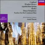 Copland: El salón México; Appalacian Spring; Rodeo; Dance Symphony; Fanfare