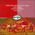 Copland, Ives: Songs