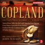 Copland: Orchestral Works, Vol. 1 ? Ballets