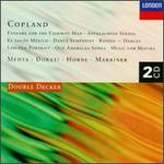Copland: Orchestral Works - Gregory Peck (speech/speaker/speaking part); Philip Jones Brass Ensemble