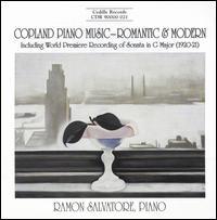 Copland Piano Music - Romantic & Modern - Ramon Salvatore (piano)