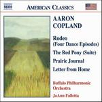 Copland: Rodeo; The Red Pony; Prairie Journal; Letter from Home
