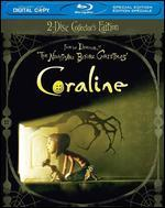 Coraline [2 Discs] [3D] [Blu-ray/DVD]
