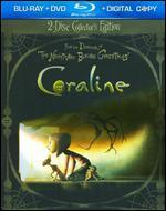 Coraline [2 Discs] [Includes Digital Copy] [Blu-ray/DVD]