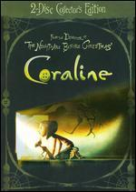 Coraline [Collector's Edition] [2 Discs] [Includes Digital Copy]