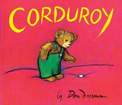 Corduroy: Giant Board Book - Freeman, Don