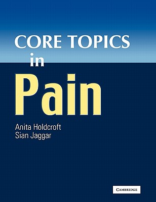 Core Topics in Pain - Holdcroft, Anita (Editor), and Jaggar, Sian (Editor)