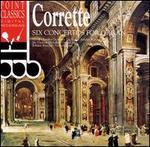 Corrette: Six Concertos for Organ