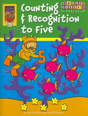 Counting and Recognition to Five - Lambert, Sue, and Rickerby, Sandi
