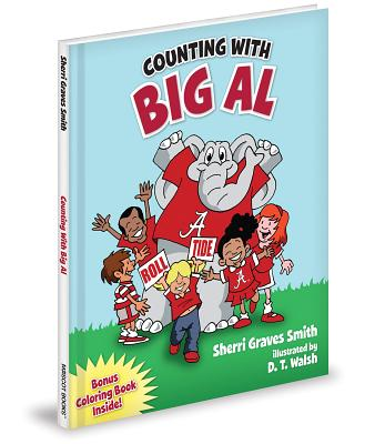 Counting with Big Al - Smith, Sherri Graves