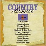Country Classics, Vol. 1 (1976-1992)