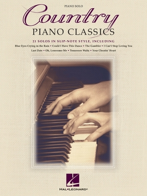 Country Piano Classics - Hal Leonard Publishing Corporation