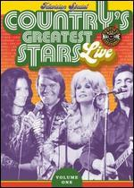 Country's Greatest Stars Live, Vol. 1