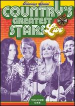 Country's Greatest Stars Live, Vol. 1 -