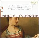 Couperin: Apotheose a la memoire de Lully; Sonates