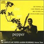 The Art of Pepper, Vol. 3