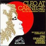 Cleo at Carnegie: The 10th Anniversary Concert