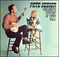 Children's Concert at Town Hall - Pete Seeger