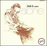 Bill Evans Alone - Bill Evans