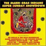 The Mardi Gras Indians Super Sunday Showdown