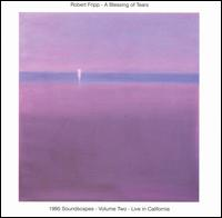 A Blessing of Tears: 1995 Soundscapes, Vol. 2 - Robert Fripp