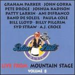 Live From Mountain Stage Volume Eight