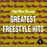 High Power Records-Greatest Freestyle Hits: Vol. 4