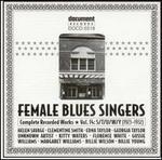 Female Blues Singers, Vol. 14: S/T/U/W/Y (1923-1932)