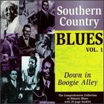 Southern Country Blues, Vol. 1