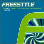 The Best Freestyle Album in the Universe, Vol. 1