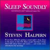 Sleep Soundly - Steven Halpern
