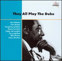They All Play the Duke - Various Artists