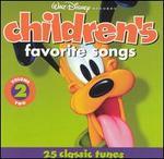 Walt Disney Records: Children's Favorite Songs, Vol. 2: 25 Classic Tunes