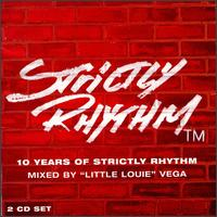 10 Years of Strictly Rhythm: 1989-1999 - Various Artists