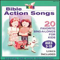 Bible Action Songs - Various Artists