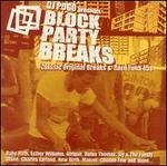Block Party Breaks: Classic Original Breaks & Rare Funk 45s
