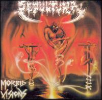 Morbid Visions/Bestial Devastation - Sepultura