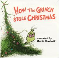 How the Grinch Stole Christmas [Original Audio Recording] - Original TV Soundtrack