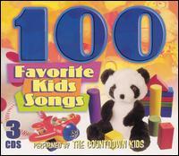 100 Favorite Kids Songs [2003] - The Countdown Kids