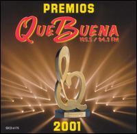 Premios Que Buena 2001 - Various Artists