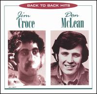 Back to Back Hits - Jim Croce & Don McLean