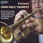 Facets: Music for Solo & Multiple Trumpets