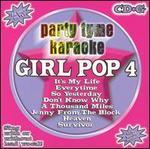 Party Tyme Karaoke: Girl Pop, Vol. 4