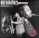 Giants of the Tenor Sax: Ben Webster/Don Byas