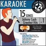 Karaoke: Johnny Cash Greatest Hits, Vol. 1